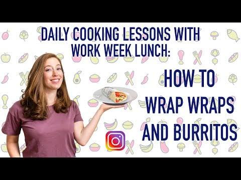 How To Wrap A Burrito Like A Pro (Daily Live #7)