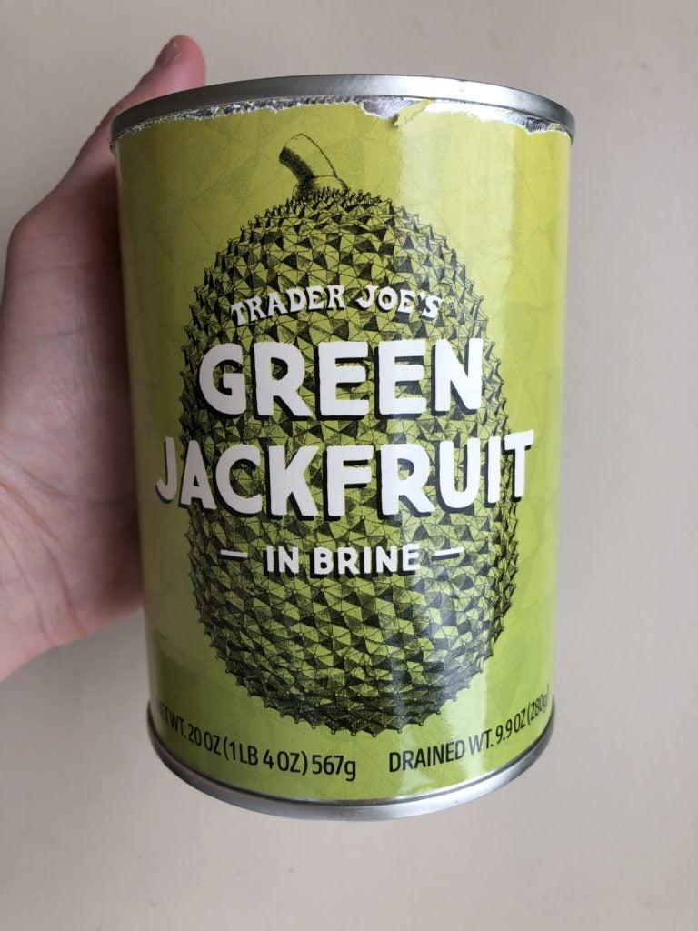 jackfruit from trader joes