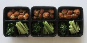 Easy, Crispy Baked Vegan Cauliflower Wings