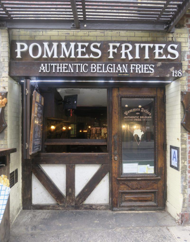 Authentic Belgian Restaurant Nyc