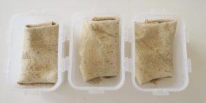 Freezer-Friendly Egg Breakfast Burritos (GF-friendly)
