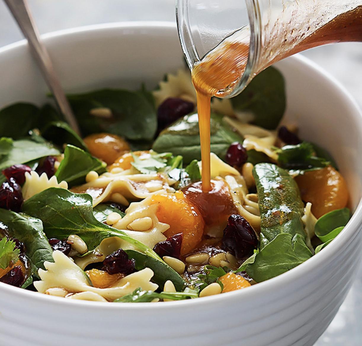 pasta salad no microwave or fridge