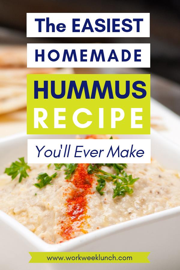 easy-homemade-hummus-recipe