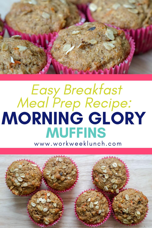 Easy-Breakfast-Recipe-Breakfast-Meal-Prep-Recipe-Morning-Glory-Muffins