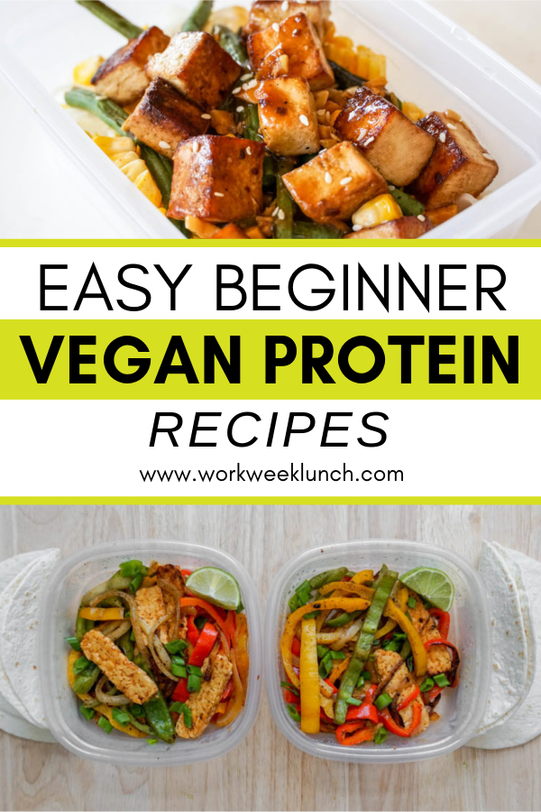 Easy Vegan Protein Recipes for Beginners
