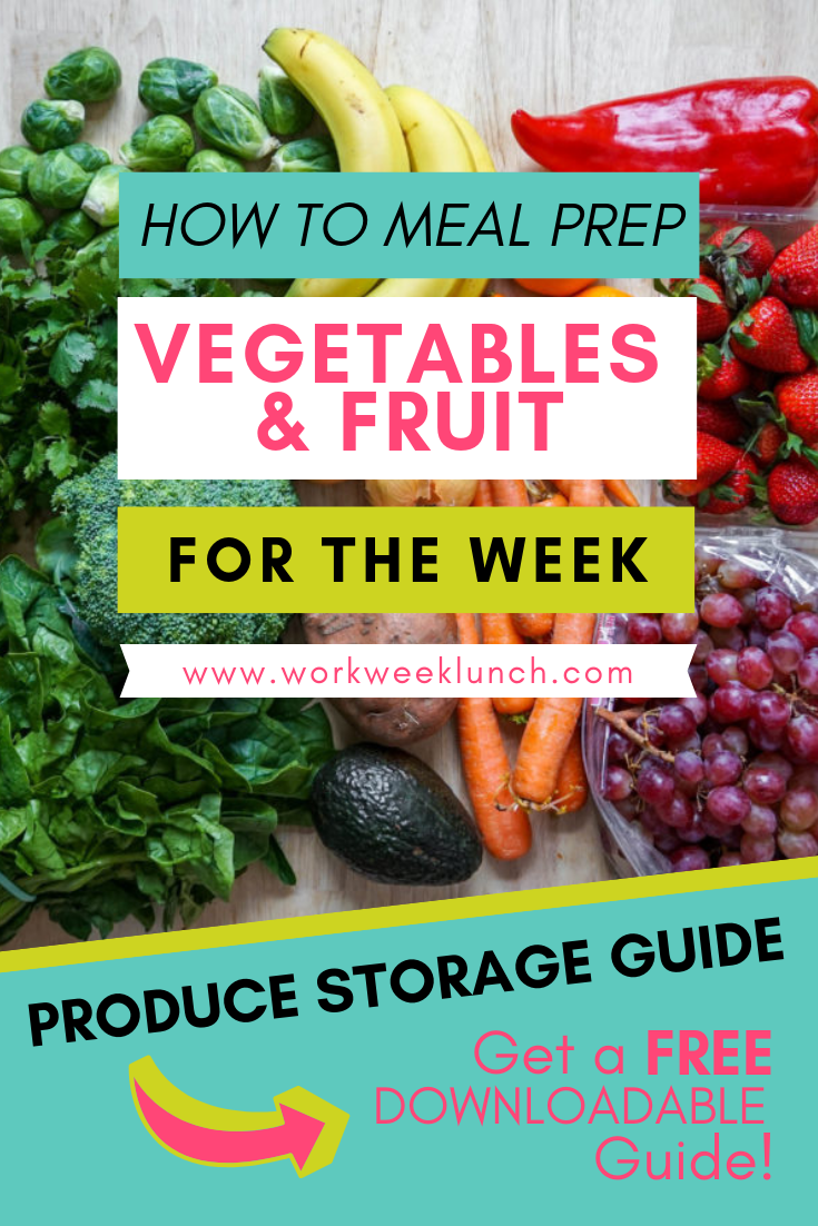 Meal-Prep-For-The Week-Veggies-and-Fruit