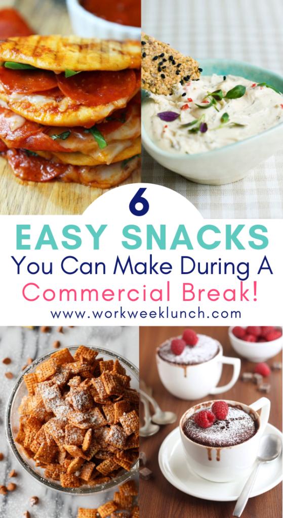 Easy Snacks