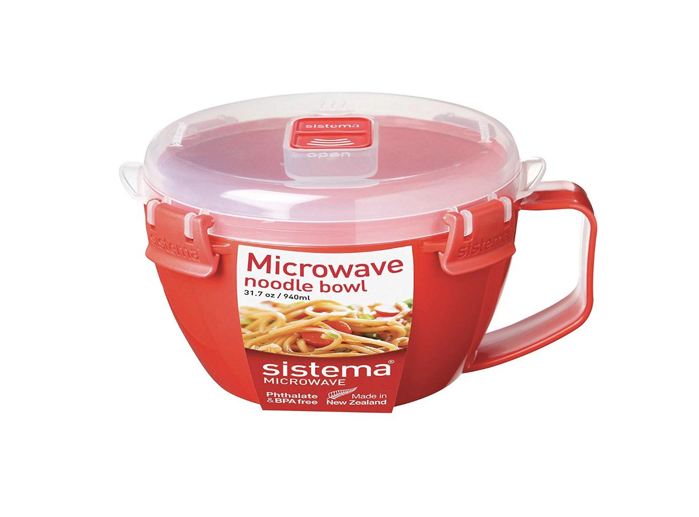 microwave noodle bowl