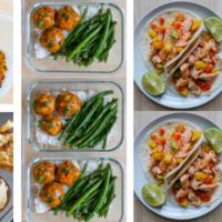 Workweek Prepper Meal Plan – January 16th, 2020