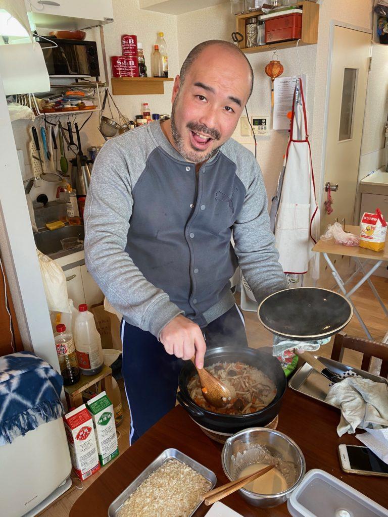 sato comburger tokyo cooking