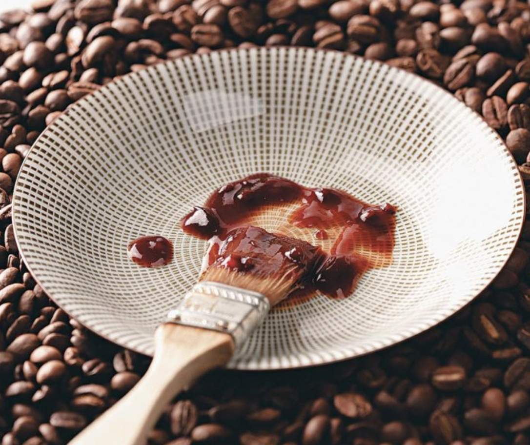 instant coffee bbq sauce
