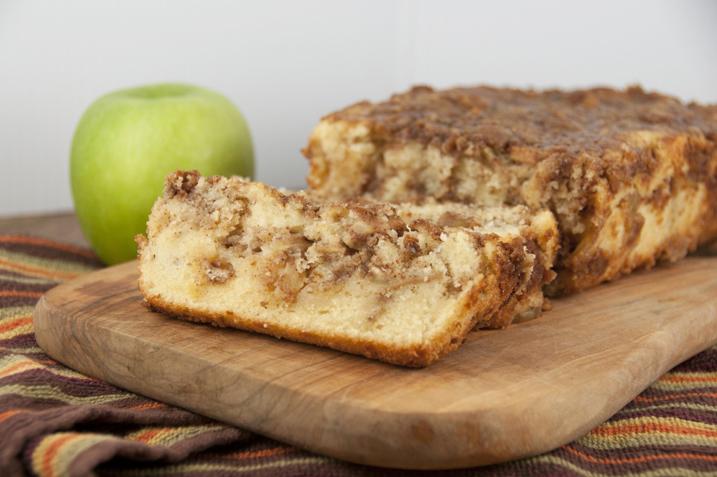 fall recipes apple pie bread