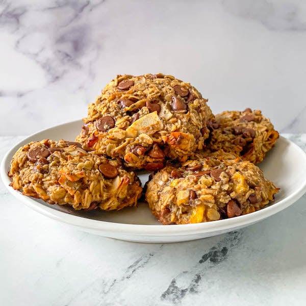 breakfast cookies for meal prep