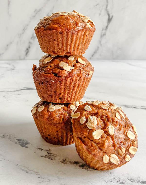 pumpkin muffin recipe for breakfast or snacks